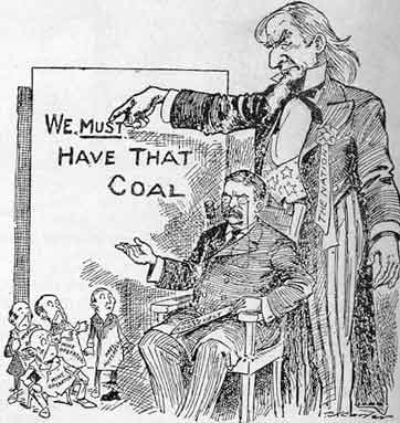 great coal strike of 1902